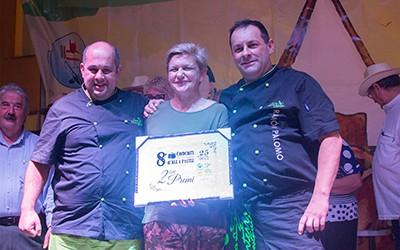 8 edición Concurso de all i pebre del Palmar