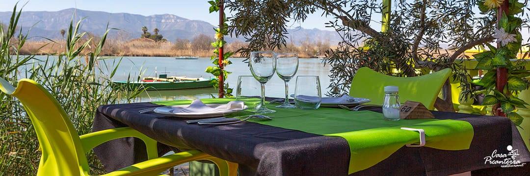Restaurante Casa Picanterra - l'Estany de Cullera