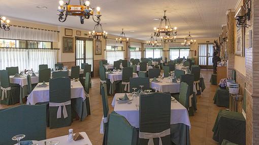 Comedor Restaurante Casa Picanterra