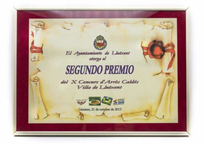 2on Premi 2013