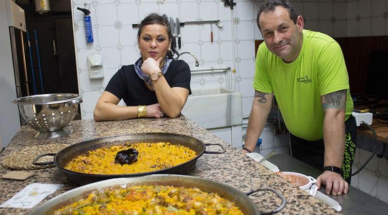 Restaurante Casa Picanterra - Tesoro del Estany de Cullera